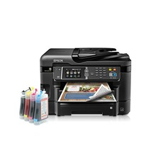 ������ ������� Epson Workforce WF-3640DTWF